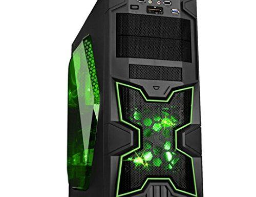 entry level I5-8400 6 CORE   8GB RAM   AMD RX570 4GB